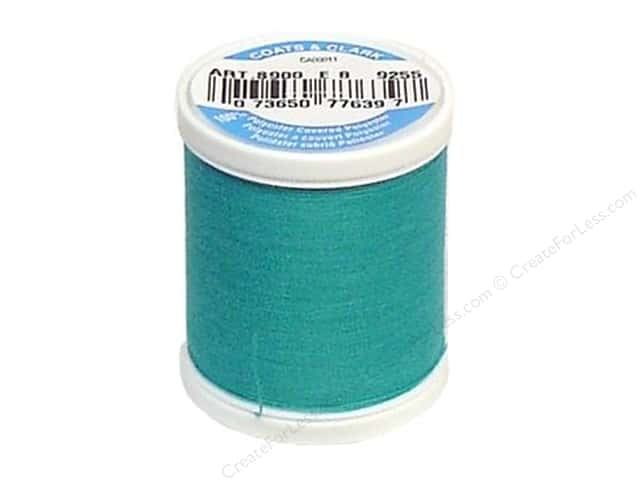 Coats & Clark Dual Duty XP All Purpose Thread 125 yd. #9255 Bright Parakeet