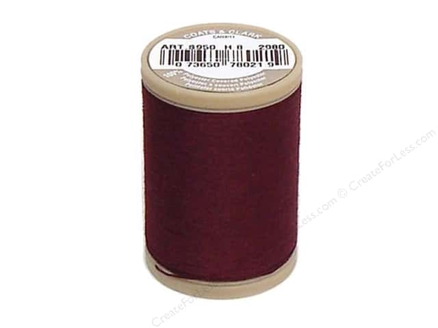 Coats & Clark Dual Duty XP Heavy Thread 125 yd. #2980 Maroon