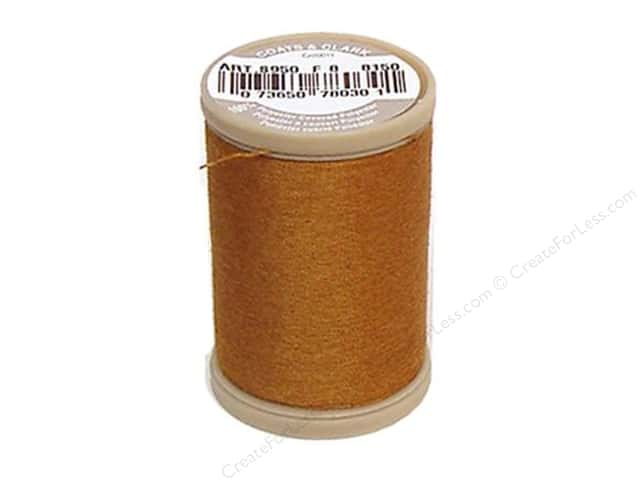 Coats & Clark Dual Duty XP Heavy Thread 125 yd. #8150 Spice