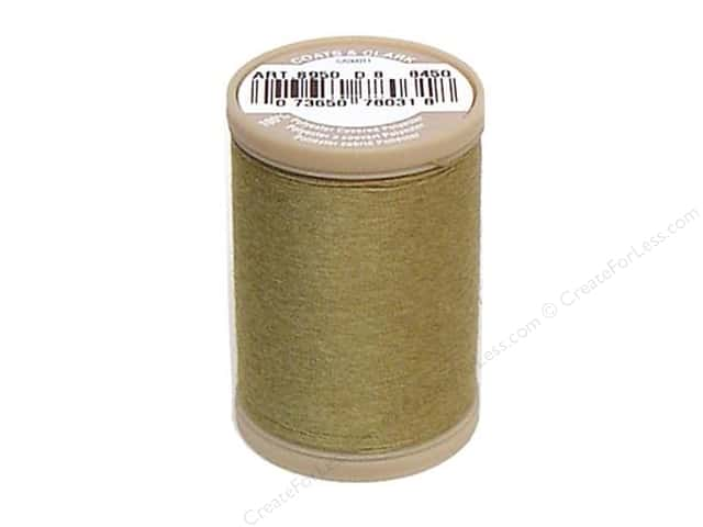 Coats & Clark Dual Duty XP Heavy Thread 125 yd. #8450 Dark Khaki