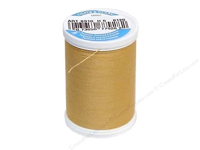 Coats & Clark Dual Duty XP All Purpose Thread 250 yd. #8121 Tan