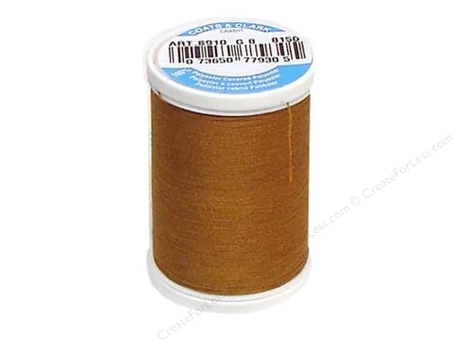 Coats & Clark Dual Duty XP All Purpose Thread 250 yd. Spice