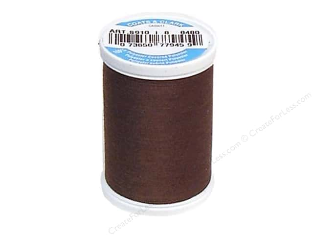 Coats & Clark Dual Duty XP All Purpose Thread 250 yd. #8480 Twig