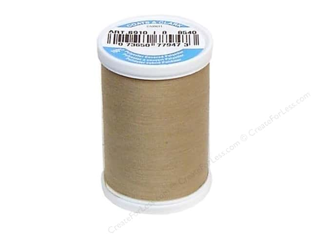 Coats & Clark Dual Duty XP All Purpose Thread 250 yd. #8540 Mushroom