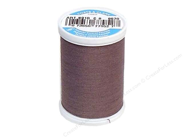 Coats & Clark Dual Duty XP All Purpose Thread 250 yd. #8670 Dolphin