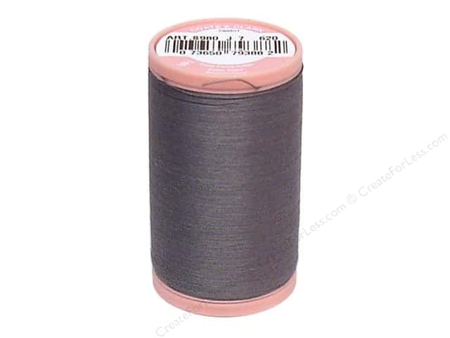 Coats Cotton Hand Quilting Thread 350 yd. #620 Slate