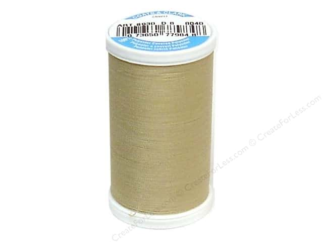 Coats & Clark Dual Duty XP All Purpose Thread  500 yd. #8040 Beige