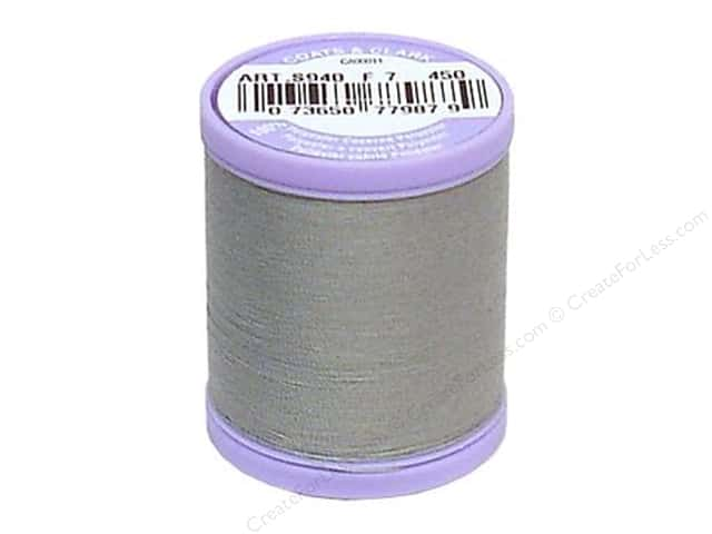 Dual Duty XP Fine Thread 225 yd. #450 Nugrey