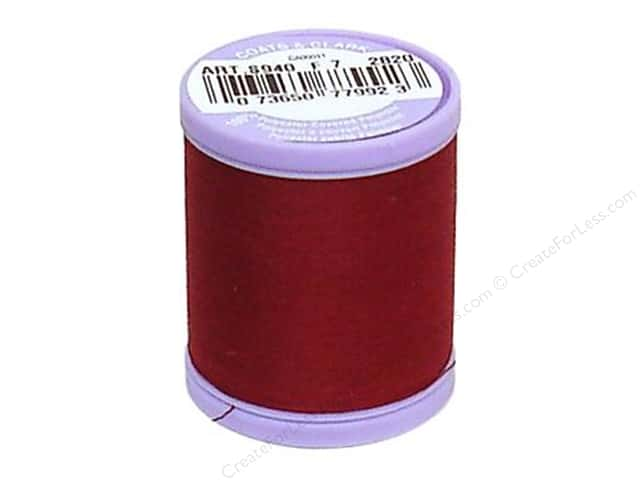 Dual Duty XP Fine Thread 225 yd. #2820 Barberry Red
