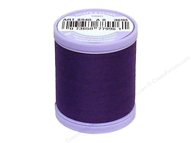 Dual Duty XP Fine Thread 225 yd. #3690 Purple