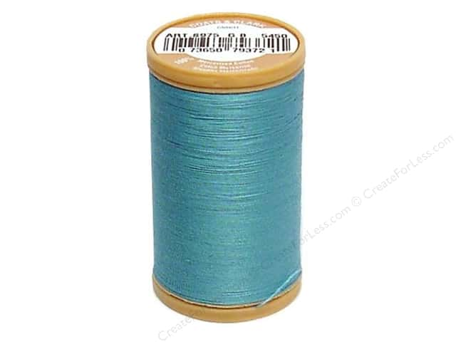 Coats Cotton Machine Quilting Thread #5450 River Blue 350 yd.