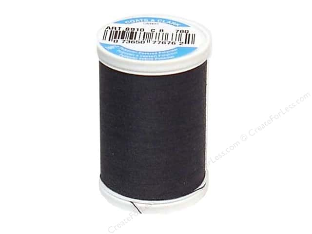 Coats & Clark Dual Duty XP All Purpose Thread 250 yd. #780 Sharkskin