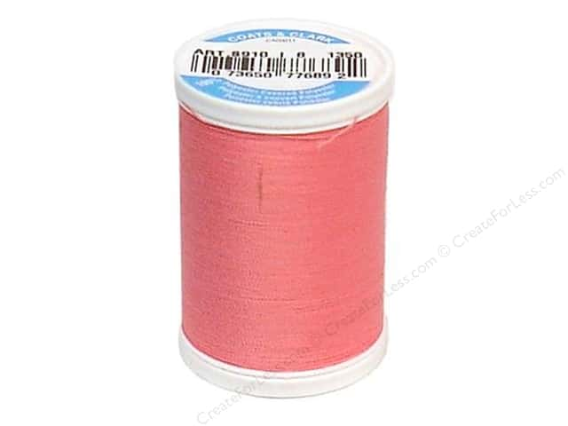 Coats & Clark Dual Duty XP All Purpose Thread 250 yd. #1350 Cotton Candy