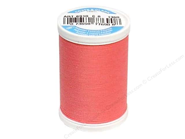 Coats & Clark Dual Duty XP All Purpose Thread 250 yd. #1360 Ellen Rose