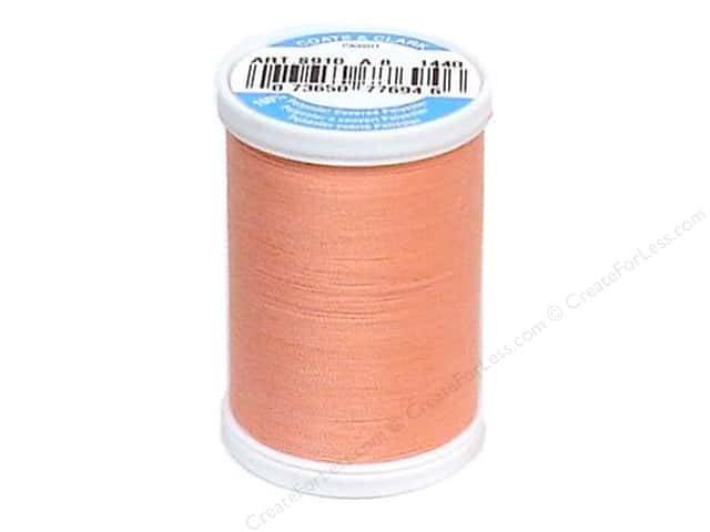 Coats & Clark Dual Duty XP All Purpose Thread 250 yd. #1440 Shrimp