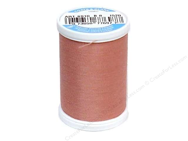 Coats & Clark Dual Duty XP All Purpose Thread 250 yd. #1520 Antique Rose