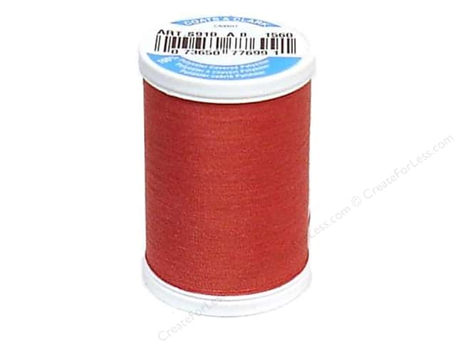 Coats & Clark Dual Duty XP All Purpose Thread 250 yd. #1560 Cameo Pink