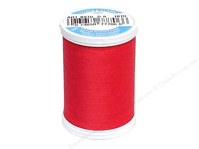 Coats & Clark Dual Duty XP All Purpose Thread 250 yd. #1870 Azalea