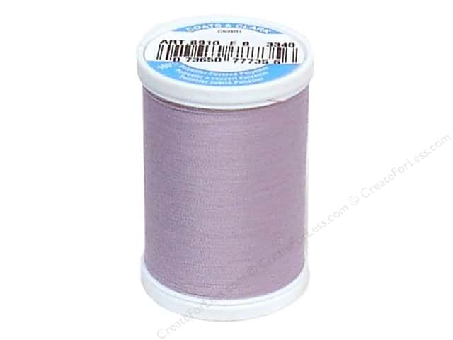 Coats & Clark Dual Duty XP All Purpose Thread 250 yd. #3340 Light Violet