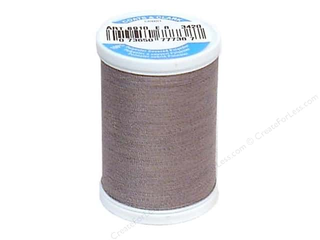 Coats & Clark Dual Duty XP All Purpose Thread 250 yd. #3420 Heather