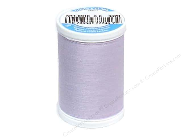 Coats & Clark Dual Duty XP All Purpose Thread 250 yd. #3620 Lavender Bliss