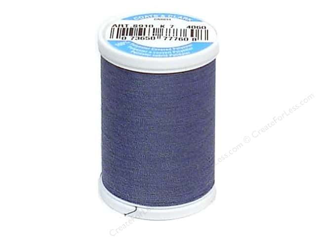 Coats & Clark Dual Duty XP All Purpose Thread 250 yd. #4060 Thundercloud