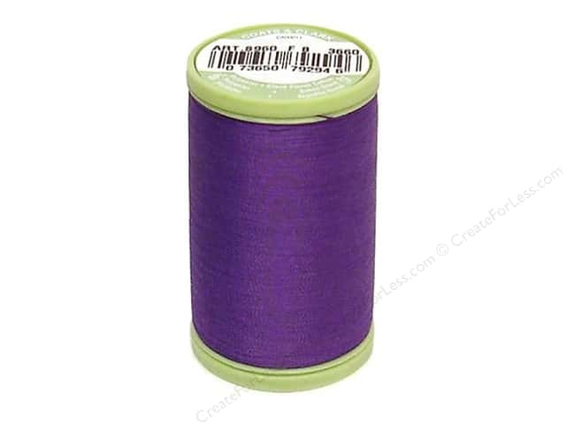 Dual Duty Plus Hand Quilting Thread 325 yd. #3660 Deep Violet