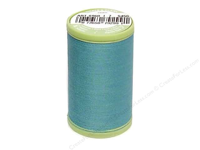 Dual Duty Plus Hand Quilting Thread 325 yd. #5450 River Blue