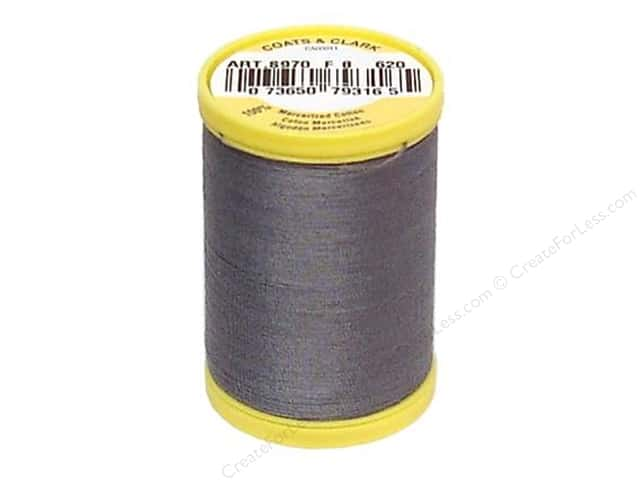 Coats All Purpose Cotton Thread 225 yd. #620 Slate