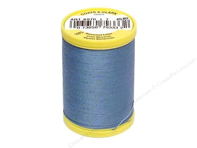 Coats All Purpose Cotton Thread 225 yd. #4540 Copenhagen