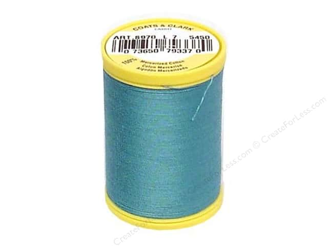 Coats All Purpose Cotton Thread 225 yd. #5450 River Blue