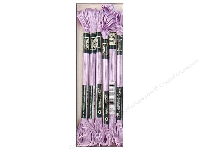 DMC Satin Embroidery Floss #S211 Iris