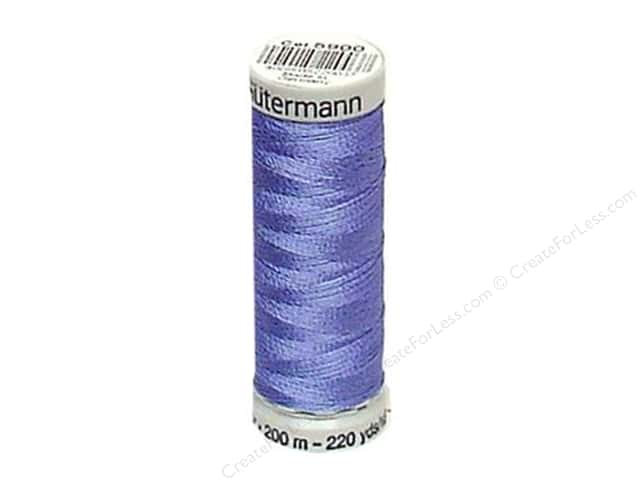 Gutermann Dekor Rayon Embroidery Thread 220 yd. #5900 Lilac Luster