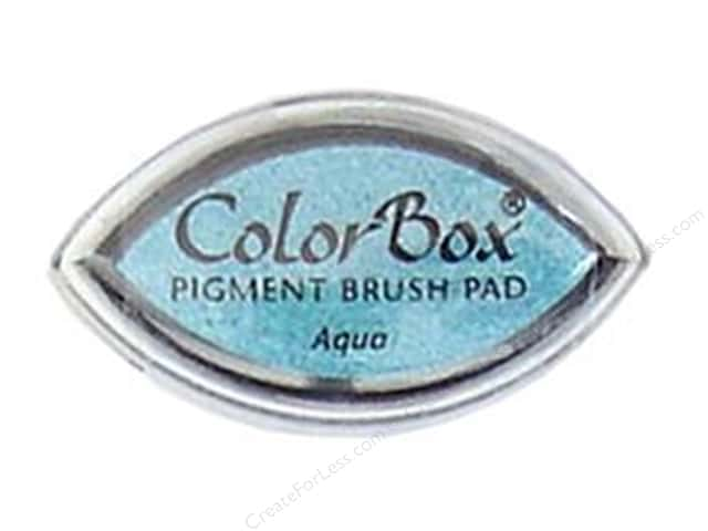 ColorBox Pigment Ink Pad Cat's Eye Aqua
