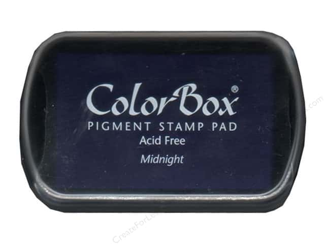 ColorBox Pigment Ink Pad Full Size Midnight