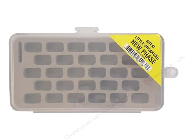 New Phase Storage Containers Bobbin Box 28 Compartment