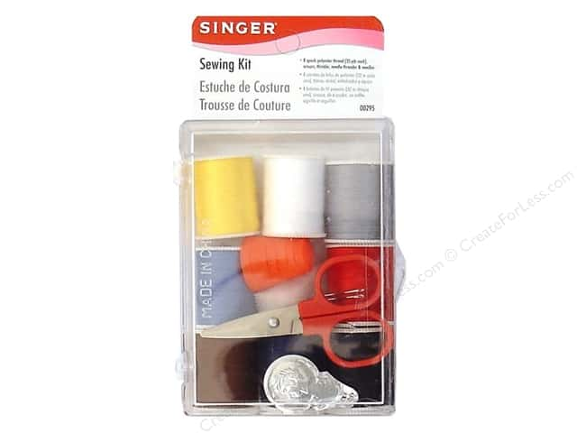 Singer Sewing Kits 8 Spool Thread