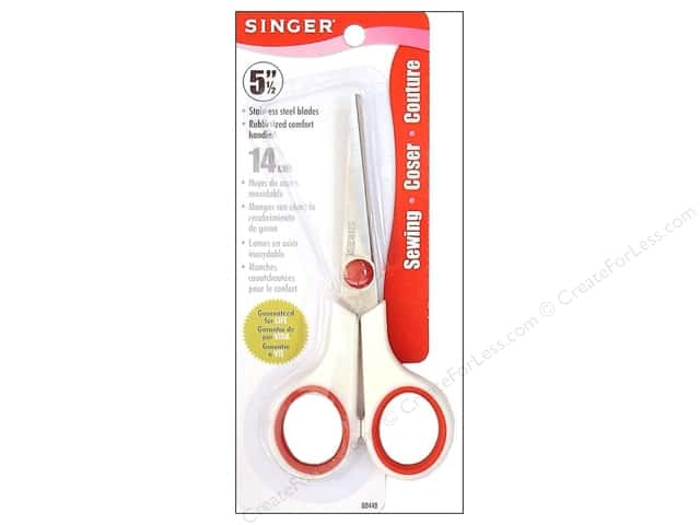 Singer Scissors Fabric 5""