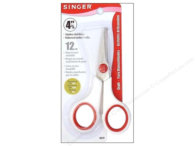 Singer Scissors Embroidery 4 3/4""