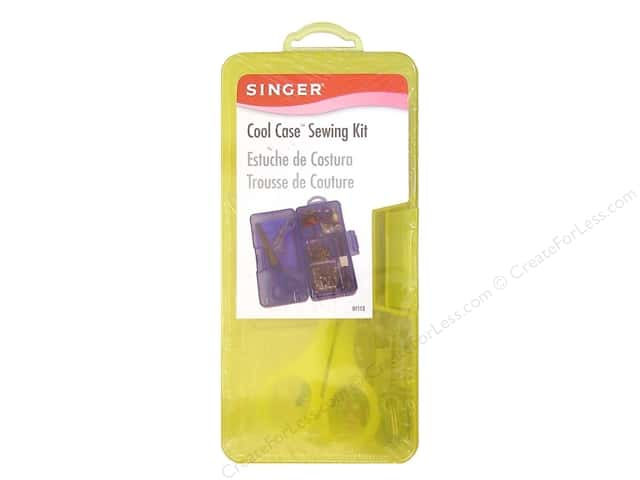 Singer Sewing Kits Cool Case