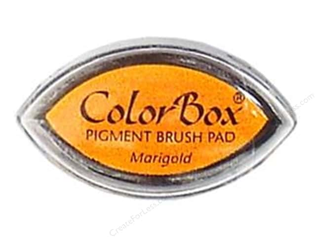 ColorBox Pigment Ink Pad Cat's Eye Marigold