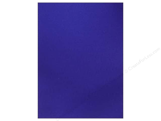 Kunin Stick'rz Stiffened Adhesive Felt 9 x 12 in. Royal Blue