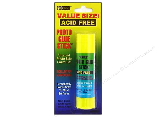 Pioneer Photo Glue Stick Package 25 gm