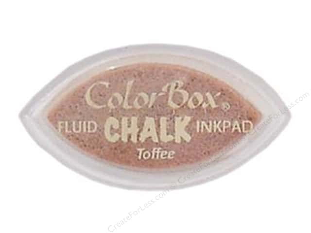 ColorBox Fluid Chalk Ink Pad Cat's Eye Toffee