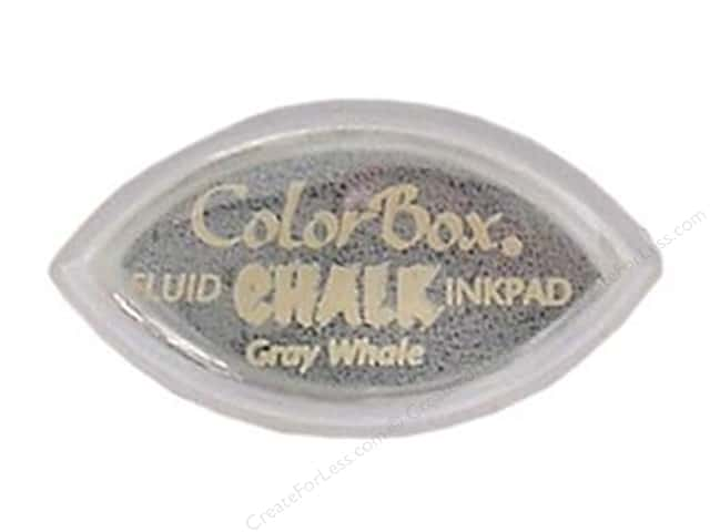 ColorBox Fluid Chalk Ink Pad Cat's Eye Gray Whale