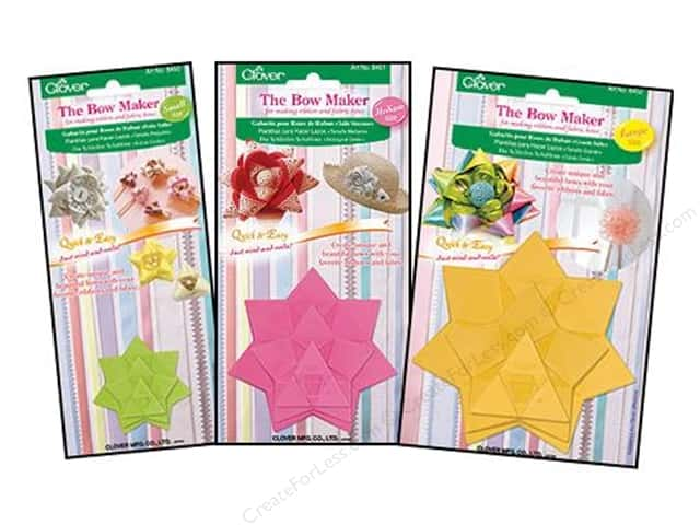 Clover Bow Makers