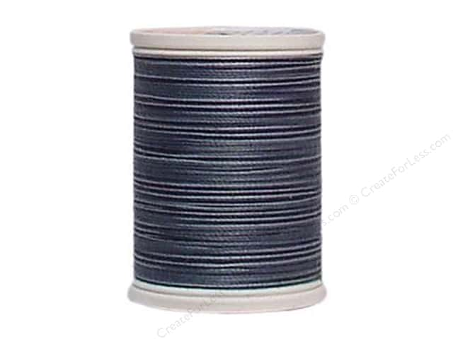 Sulky Blendables Cotton Thread 12 wt. 330 yd. #4034 Soft Black