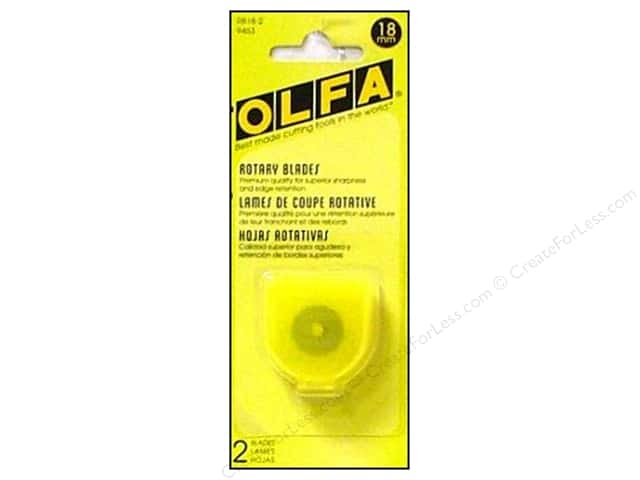 Olfa Replacement Blade 18 mm 2 pc