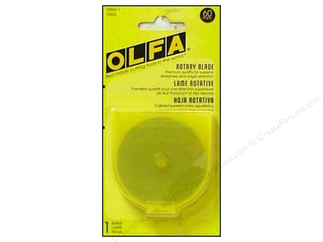 Olfa Replacement Blade 60 mm 1 pc.