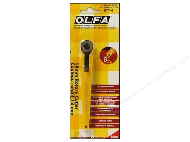 Olfa Rotary Cutter 18mm